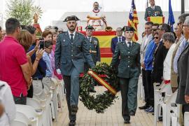 La Guardia Civil tendrá base en Sant Josep
