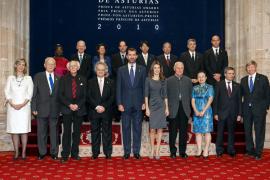 La Selección, estrella absoluta de los Príncipes de Asturias