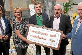 COPE Menorca conmemora en Ciutadella el 60 aniversario de su fundación con la entrega del primer Premi Cooperació