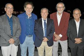 Cena de clausura de las jornadas sobre la Serra de Tramuntana