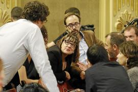 El reparto del Presupuesto irrita a MÉS, que pide más dinero para sus consellers