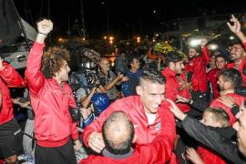 Formentera recibe a sus héroes