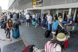 El aeropuerto de Ibiza registra un 13% más de pasajeros de enero a septiembre