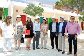 Aprobada la modificación territorial para construir el colegio en Cala de Bou