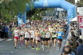 El Puerto de Ibiza acoge la XXXV Mini Maratón Toni Costa Balanzat