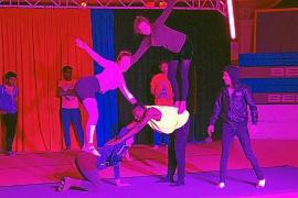 Circolar participa en un encuentro europeo de circo