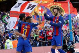 El Barcelona gana al Deportivo sin mucho esfuerzo