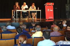 El PSOE de Ibiza propone prohibir la construcción de mansiones en suelo rústico