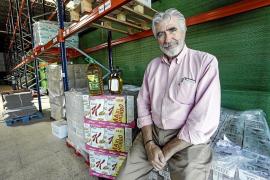 «Somos el único banco de alimentos en España que paga un alquiler por su sede»