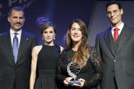 Dolores Redondo, con la novela negra 'Todo esto te daré', gana el 65 Premio Planeta