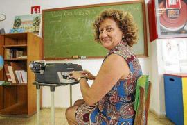 «Sería genial aplicar a los políticos el carnet de convivencia que tenemos en el colegio Puig d'en Valls»