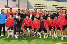 El Formentera regresa a la liga tras 'coronarse' en la Copa del Rey