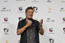 Alejandro Sanz dice que los músicos son «mercenarios a la orden de las causas que sean importantes realmente»
