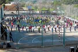Educació asegura que «no hay otra opción» que la de ampliar el colegio Sant Carles