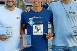 Sergi Escandell, campeón de España de RS:X