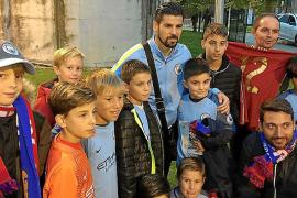 Desde Sant Antoni hasta el Etihad Stadium inglés