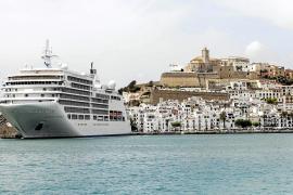 La llegada de cruceristas se disparó un 24% hasta agosto con más de 180.000 visitantes