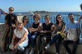 Agentes franceses de eventos toman nota de la oferta de Ibiza