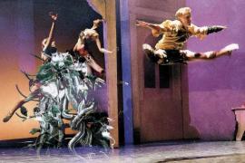 Pasodos baila 'El Principito' en Manacor