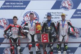 Campeonato de Europa de velocidad