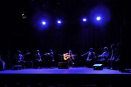 Concierto de Mallorca Flamenco en la Sala Dante