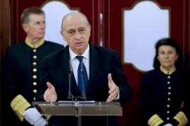 Todos los partidos menos el PP reprueban al ministro Jorge Fernández Díaz