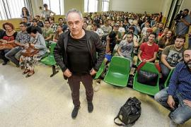 Ferran Adrià: «Soy cocinero porque quería irme de juerga a Ibiza y tenía que pagarme el viaje»