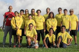 Un grupo de atletas sin límites