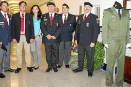 63 aniversario de la creación de la primera unidad paracaidista del Ejército de Tierra