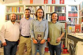 Presentación del libro 'Cases i posades de Mallorca II' de Tomàs Vibot y José Villalonga