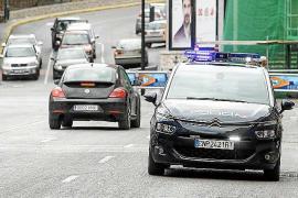 Un policía nacional de paisano caza in fraganti a un ladrón en Vila