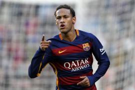 Neymar renueva con el FC Barcelona hasta 2021