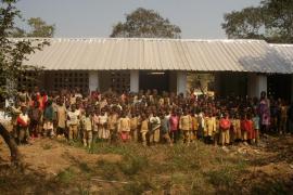El Colegio de Arquitectos inaugura este viernes una exposición de arquitectura solidaria en África
