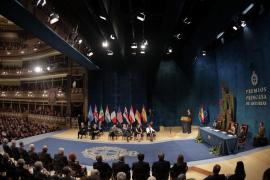 El Rey reclama una España «alejada del pesimismo» en los Premios Princesa de Asturias