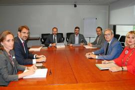 Red Eléctrica buscará alternativas a la línea de alta tensión en Es Fornàs