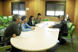 Can Misses coordina con Vila los trámites del proyecto del viejo hospital