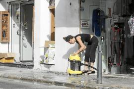 Vecinos y comerciantes de Vila reclaman los tanques de tormenta para evitar inundaciones