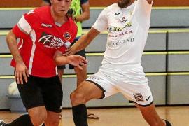 El Harinus Peña, incapaz de ganar al último clasificado
