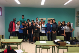 Jóvenes expertos en seguridad del paciente en el IES Sa Blanca Dona