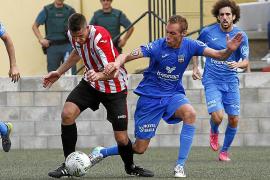 El Formentera encaja su primera derrota