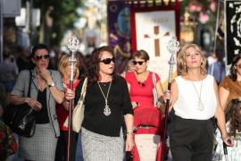 El primer Jubileo de las Cofradías se celebró en Santa Eulària