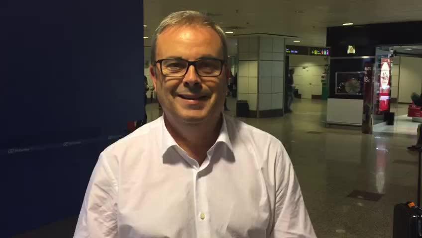 Vicent Torres: «Veremos qué decisión se toma en la comisión ejecutiva de la FSE»