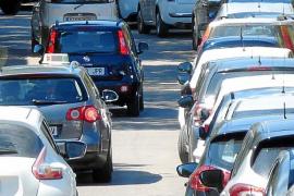 Santanyí pide al Govern buses lanzadera y evitar otro verano de colapsos en su costa