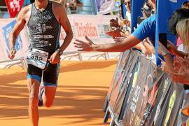 El ibicenco Jordi Cardona sube al tercer cajón en la media distancia