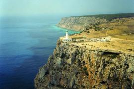 Luces de ovnis cerca de Formentera