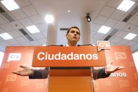 Rivera asegura que C's marcará la agenda del Gobierno de Rajoy