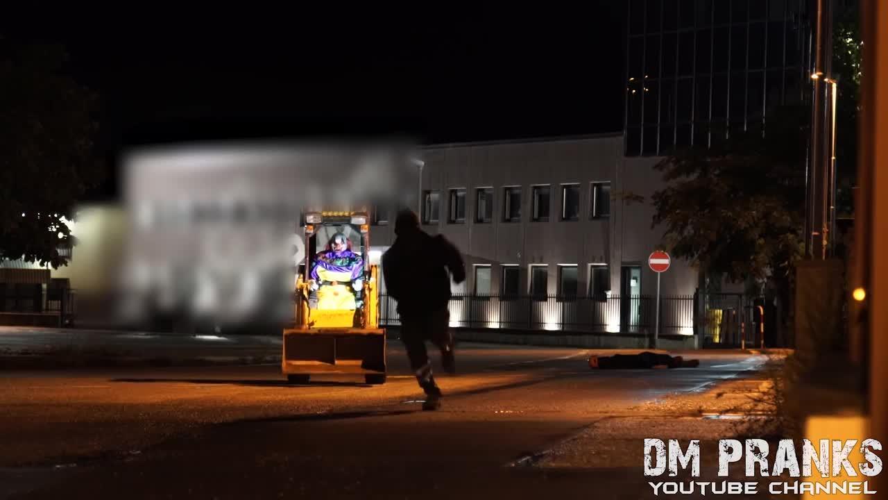 Los payasos macabros comienzan a extenderse por Europa
