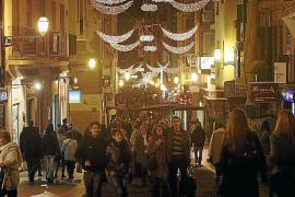 La mejora económica provocará un récord de contratación en Navidad