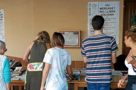 Regresa a Ibiza la feria del libro más solidaria y más barata
