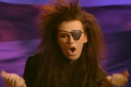 Muere Pete Burns, cantante de Dead or Alive